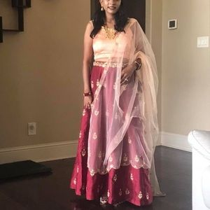 Other - Designer Indian outfit